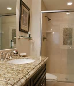 Granite Bathroom Countertops Ideas