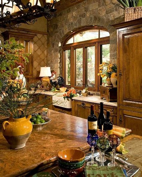 Decorating Ideas For Tuscan Kitchen by Best 20 Tuscan Decor Ideas On Tuscany Decor
