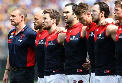 Melbourne Line Up by Melbourne 2019 Season Preview Best 22 And Predicted Finish