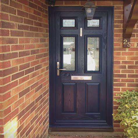 composite door installers custom designs high security