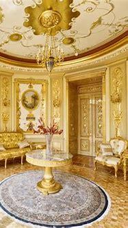 Royal Interior Design Style - Luxury