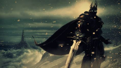 Animated Lich King Wallpaper - world of warcraft wrath of the lich king hd wallpaper