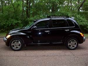 2001 Pt Cruiser : 2001 chrysler pt cruiser limited wagon 4 door 2 4l ~ Kayakingforconservation.com Haus und Dekorationen