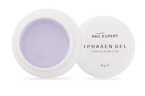 1 Phasen Gel Clear All in One UVGel