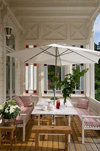 Beautiful Summer Patio Umbrellas For Summer Style