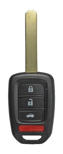 replacement honda keyless entry remotes key fobs