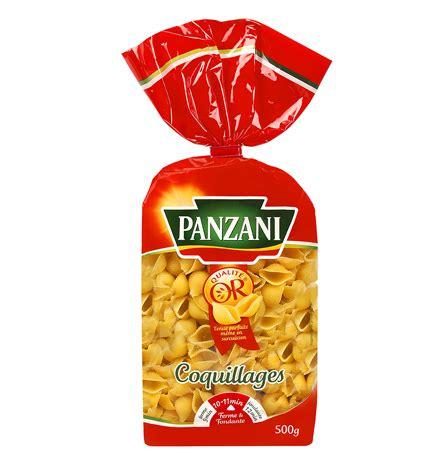 les bases de la cuisine coquillages panzani pates courtes