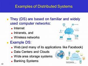 Examples Of Distributed Systems