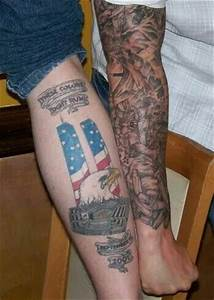 Great tattoos . Marcus Luttrell sleeve tattoo for ...