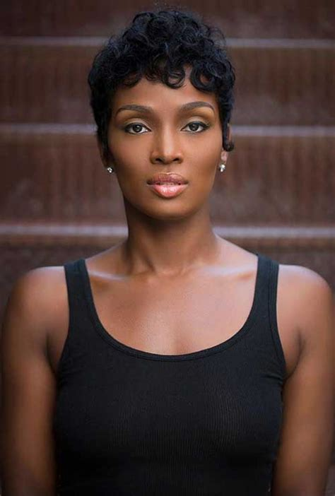 pixie haircuts for black women hairstylo