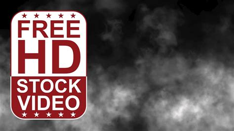 hd video backgrounds abstract fog  black