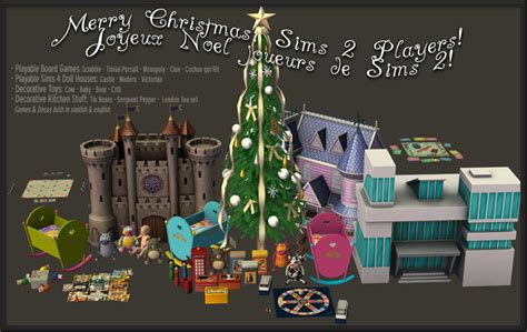 around the sims 2 objects special 2015