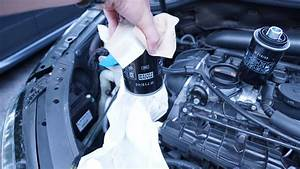 Diy Oil Change From The Engine Bay Of Your Volkswagen Eos  Cc  Passat  Gti  Mk6 2 0l Tsi Using Fluid