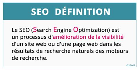 definition seo seo d 233 finition acronyme de search engine optimization