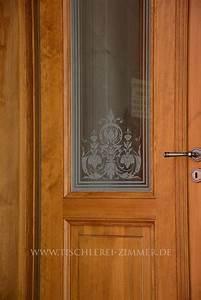Glas Schiebetür Zweiflügelig : zweifl gelige kassettent r mit ornamentglas tischlerei zimmer ~ Sanjose-hotels-ca.com Haus und Dekorationen