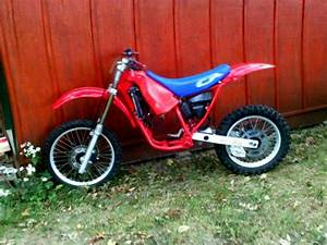 Buy 1988 Honda Cr250 - For Parts Or Restoration