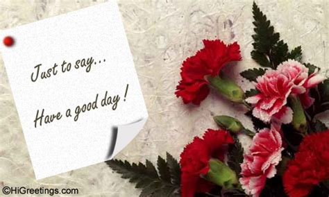 send ecards   great day happy thoughts