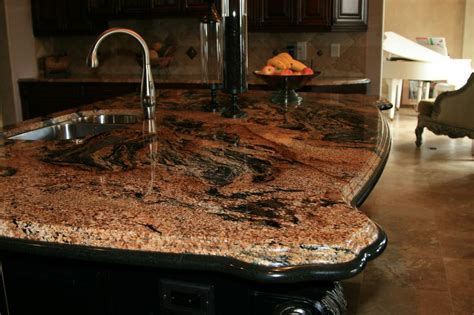 Types Of Granite Countertop Edges