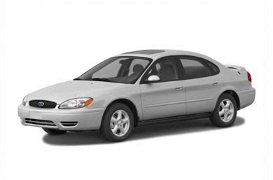 ford taurus styles features highlights