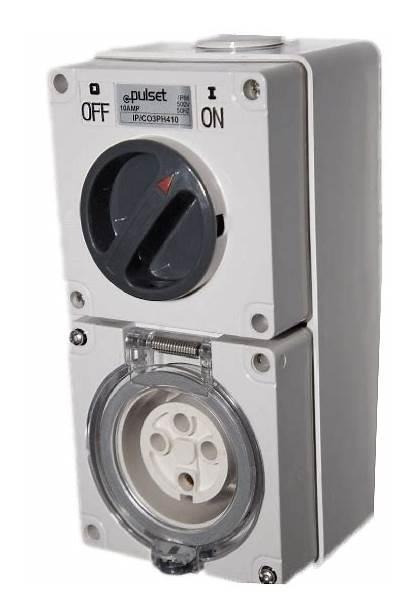 Socket Phase Three Switch Combo Round