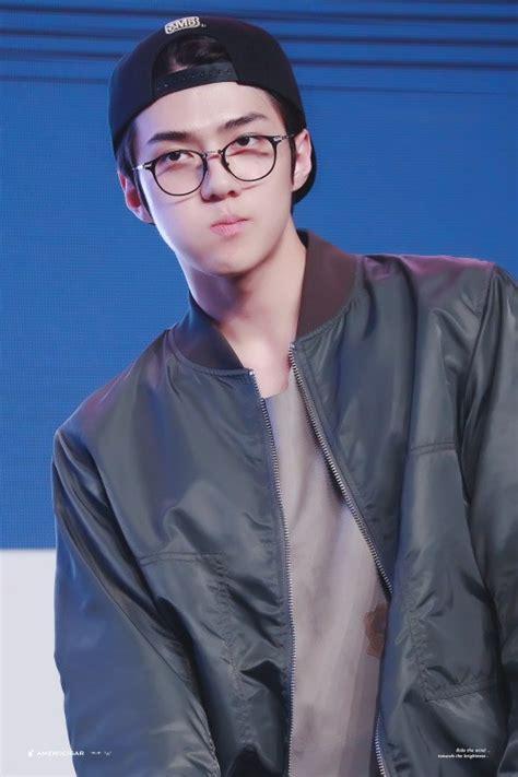 prove exo sehun born star koreaboo