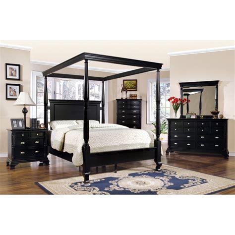 black ls for bedroom st regis bedroom set in black finish dcg stores