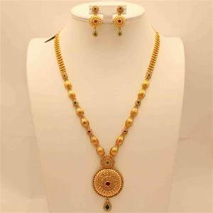 gold necklace designs in 24 grams with price | Jewellry's ...