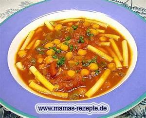 Mamas Rezepte : kichererbsensuppe mamas rezepte mit bild und kalorienangaben ~ Pilothousefishingboats.com Haus und Dekorationen