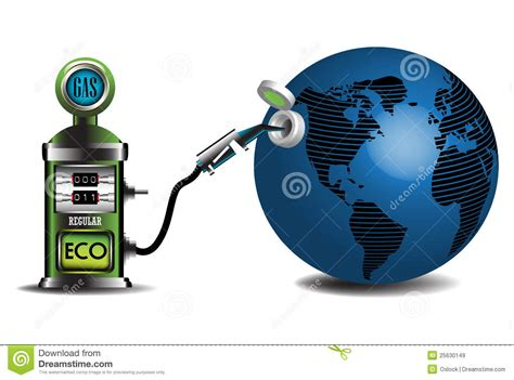 Eco Fuel by Eco Fuel Royalty Free Stock Images Image 25630149