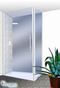 Günstig Stoffe Online Kaufen : exklusive duschr ckwand metallic g nstig online kaufen mocano designelemente ~ Orissabook.com Haus und Dekorationen
