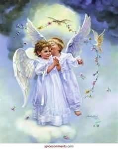 Little Angels - Angels Fan Art (7206709) - Fanpop