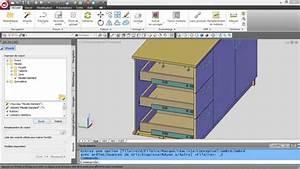 2020 cad logiciel creation d39un caisson youtube With logiciel de creation de meuble 3d gratuit