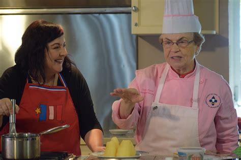 cuisine et vie leçons de cuisine et de vie selon soeur angèle acadie
