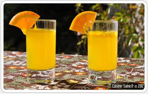 recette cuisine sans gluten recette de soda sans sucre orangeade bio cuisine