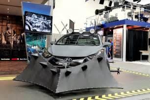 Hyundai Zombie Apocalypse Car