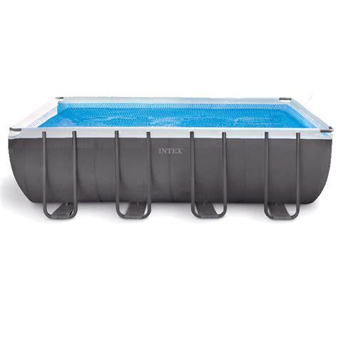 piscine intex 4 57 piscine tubulaire intex ultra silver 4 57 x 2 74 x 1 22