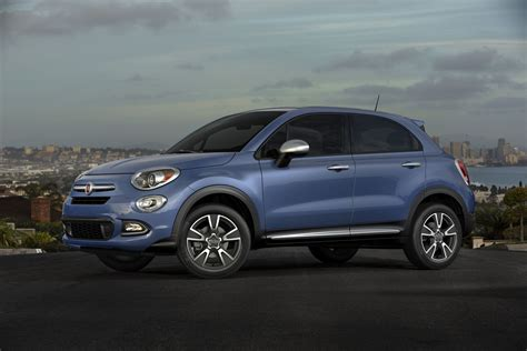 2018 Fiat 500x Getting Blue Sky Edition Pack This Spring