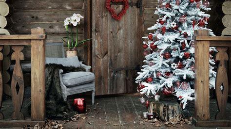 decoration de chaise pour noel décoration noel exterieur jardin