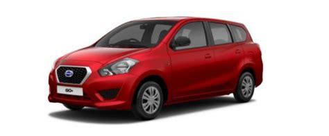 New Datsun Go Plus Price 2018 (check March Offers
