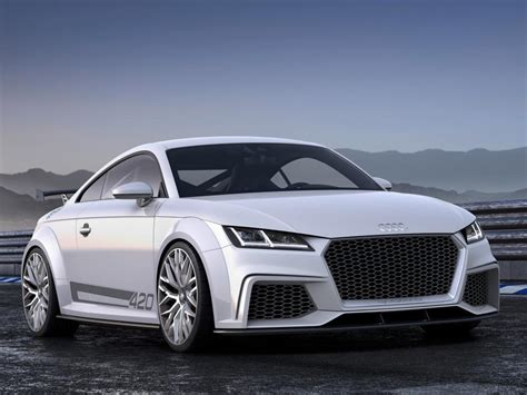 2019 Audi Tt Clubsport Quattro Concept  Car Photos