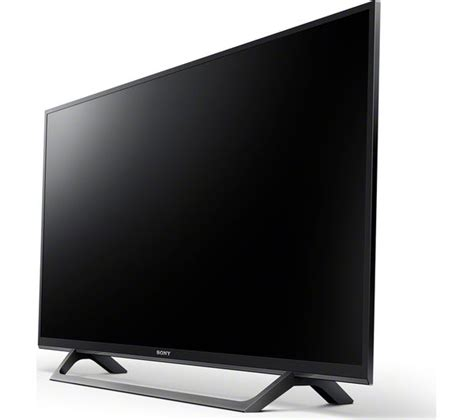 sony bravia led buy sony bravia kdl40we663 40 quot smart hdr led tv free delivery currys