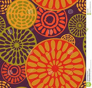 Tribal, African, Simple Seamless Pattern Stock Vector ...