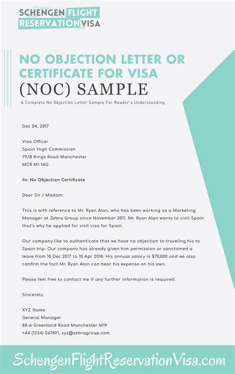 sample noc letter  employer  canada visa