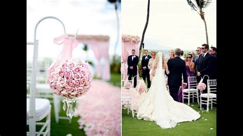 ideas de decoracion de boda jardin youtube