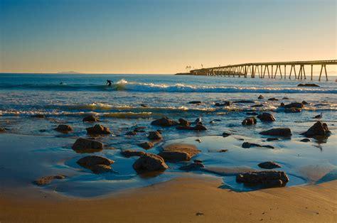 Best Beaches Near Ojai California