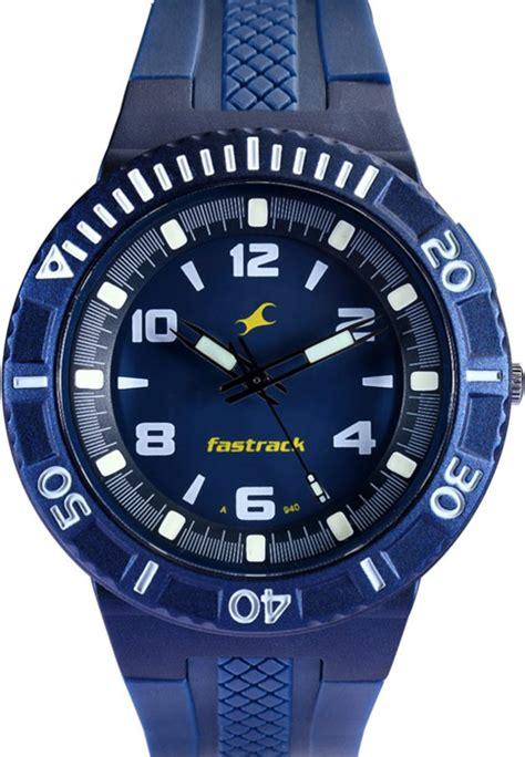 fastrack blue analog  price india deals sagmart