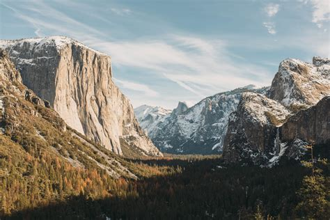 The Discoverer Blog | Top 5 US National Parks as Voted By You!