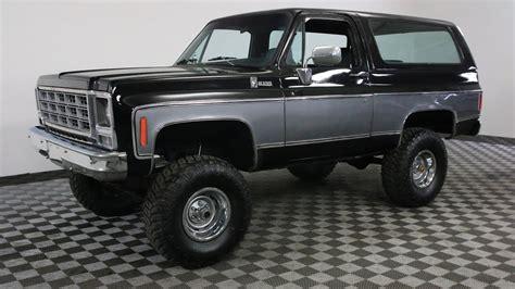 Chevrolet Blazer Black Youtube