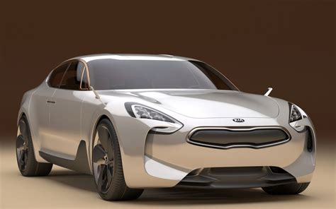 Report Kia Lineup To Include K9quoris Flagship, Gt
