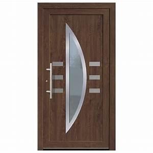 Renforcer Porte D Entrée : porte d 39 entr e en pvc ~ Premium-room.com Idées de Décoration